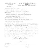 đề toán thi thử THPT QG năm 2015 đề số 173