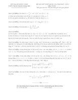 Đề thi thử THPT 2015 môn toán chuyên nguyễn quang diêu (đồng tháp)lần 1