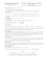 đề thi thử THPT QG môn toán số 206.PDF