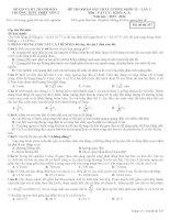 ĐỀ THI THỬ ĐẠI HỌC+GIẢI CHI TIẾT-THPT TRIỆU SƠN 2-LẦN 3 môn vật lý (4)