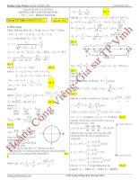 Đề thi thử THPT Quốc gia môn vật lý các trường chuyên năm 2012  (5)