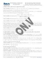 Bộ 20 đề thi thử THPT Quóc gia môn toán từ trang moon (1)