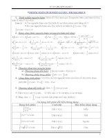 Lớp 12 - Tuyển tập 345 bài toán tích phân LTĐH