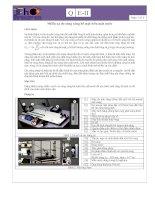 Đề thi thực hành vật lý quốc tế 2015   bài 2