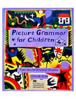 Picture Grammar For Children 4