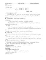 Giáo án ngữ văn 8 học kì I rất chi tiết(2cột)