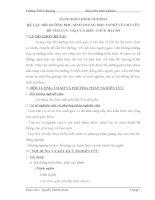 SKKN BỒI DƯỠNG HỌC SINH TRUNG HỌC CƠ SỞ VỀ CHUYÊN ĐỀ TÌM CỰC TRỊ CỦA BIỂU THỨC ĐẠI SỐ