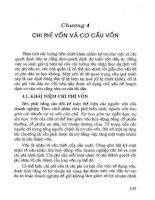 Giáo trình Tài chính doanh nghiệp (dùng cho ngoài ngành) Phần 2 - PGS.TS. Lưu Thị Hương, PGS.TS. Vũ Duy Hào (ĐH Kinh tế Quốc dân)