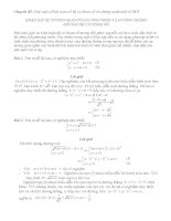 skkn Chuyên đề Giải một số bài toán về hệ có tham số và chứng minh một số BĐT