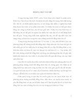 SKKN SỬ DỤNG TÍCH VÔ HƯỚNG CỦA HAI VECTƠ,  ĐỘ DÀI VÉC TƠ