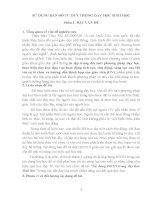 SKKN SỬ DỤNG BẢN ĐỒ TƯ DUY TRONG DẠY HỌC SINH HỌC