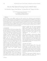 Proceedings VCM 2012 25 discrete time optimal tracking control of BLDC motor