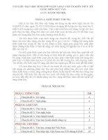 TÀI LIỆU DẠY HỌC SINH LỚP 9 CHƯA ĐẠT CHUẨN KIẾN THỨC KỸ NĂNG MÔN NGỮ VĂN THAM KHẢO