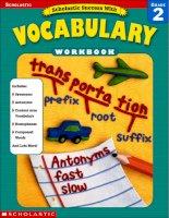 scholastic success with vocabulary grade 2