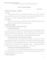 Giáo án bồi dưỡng học sinh dạy thêm Ngữ văn lớp 6 tham khảo (9)