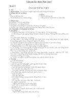 Giáo án bồi dưỡng học sinh dạy thêm Ngữ văn lớp 6 tham khảo (7)