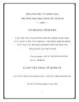 CÁC YẾU TỐ ẢNH HƯỞNG ĐẾN DỰ ĐỊNH NGHỈ VIỆC CỦA NHÂN VIÊN VĂN PHÒNG TRƯỜNG HỢP NGHIÊN CỨU TẠI CÁC DOANH NGHIỆP LIÊN DOANH VỚI NHẬT BẢN TẠI VIỆT NAM.PDF