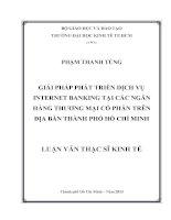 GIẢI PHÁP PHÁT TRIỂN DỊCH VỤ INTERNET BANKING TẠI CÁC NGÂN HÀNG THƯƠNG MẠI CỔ PHẦN  TRÊN  ĐỊA BÀN TP HCM.PDF