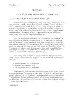 Giáo trình mật mã và ứng dụng chương 10