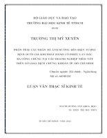 PHÂN TÍCH CÁC NHÂN TỐ ẢNH HƯỞNG ĐẾN HIỆN TƯỢNG ĐỊNH DƯỚI GIÁ KHI PHÁT HÀNH CỔ PHIẾU LẦN ĐẦU RA CÔNG CHÚNG TẠI CÁC DOANH NGHIỆP NIÊM YẾ TRÊN SỞ GIAO DỊCH CHỨNG KHOÁN THÀNH PHỐ HỒ CHÍ MINH.PDF