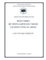 HOÀN THIỆN HỆ THỐNG KIỂM SOÁT NỘI BỘ TẠI TỔNG CÔNG TY LIKSIN.PDF