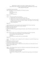 Tuyển tập các câu hỏi trắc nghiệm ôn thi Thuế
