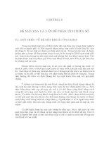 Giáo trình mật mã và ứng dụng chương 4