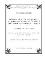 GIẢI PHÁP NÂNG CAO HIỆU QUẢ HUY ĐỘNG VỐN TẠI NGÂN HÀNG TMCP ĐẠI Á - CHI NHÁNH THÀNH PHỐ HỒ CHÍ MINH.PDF