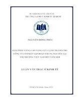 GIẢI PHÁP NÂNG CAO NĂNG LỰC CẠNH TRANH CHO CÔNG TY CỔ PHẦN TẬP ĐOÀN TRUNG NGUYÊN TẠI THỊ TRƯỜNG VIỆT NAM ĐẾN NĂM 2018.PDF