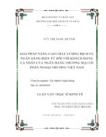 GIẢI PHÁP NÂNG CAO CHẤT LƯỢNG DỊCH VỤ NGÂN HÀNG ĐIỆN TỬ ĐỐI VỚI KHÁCH HÀNG CÁ NHÂN CỦA NGÂN HÀNG TMCP NGOẠI THƯƠNG VIỆT NAM.PDF