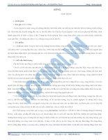 Phân tích bốn khổ đầu bài thơ Sóng - Xuân Quỳnh