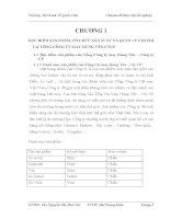 Công tác kế toán tập hợp chi phí sản xuất và tính giá thành sản phẩm tại Tổng Công Ty May Hưng Yên-CTCP