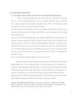 tiểu luân lý thuyết bộ 3 bất khả thi và ứng dụng bộ ba bất khả thi