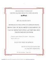 ĐÁNH GIÁ SỰ HÀI LÒNG CỦA KHÁCH HÀNG TRONG VIỆC SỬ DỤNG BẢO HIỂM Y TẾ TẠI CÁC BỆNH VIỆN CÔNG LẬP TRÊN ĐỊA BÀN THÀNH PHỐ HỒ CHÍ MINH.PDF