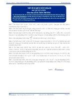 Thể tích khối Chóp -  Bài tập tự luyện Toán 12 - P2
