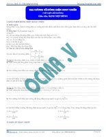 Đại cương về dòng điện xoay chiều - Tài liệu Vật lý 12