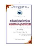 MỘT SỐ GIẢI PHÁP TÀI CHÍNH THÚC ĐẨY PHÁT TRIỂN DOANH NGHIỆP NHỎ VÀ VỪA TẠI THÀNH PHỐ HỐ CHÍ MINH.PDF
