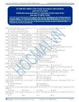Lý thuyết trọng tâm và bài tập về Ankan và Xycloankan - Trắc nghiệm Hóa học 12