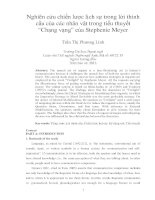 """A study on politeness strategies in requests by the characters in the novel """"Twilight"""" by Stephenie Meyer"""