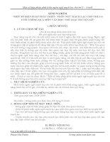SKKN MỘT SỐ BIỆN PHÁP PHÁT TRIỂN  NGÔN NGỮ MẠCH LẠC CHO TRẺ 5-6 TUỔI THÔNG QUA MÔN VĂN