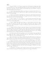 Bài tập về đại lý thuế (2)