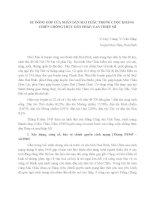SỰ ĐÓNG GÓP CỦA NHÂN DÂN MAI CHÂU TRONG CUỘC KHÁNG CHIẾN CHỐNG THỰC DÂN PHÁP, CAN THIỆP MĨ