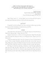 MỘT VĂN BẢN VỀ SỰ KIỆN TIỂU ĐOÀN 3 LÍNH THÁI RA HÀNG BỘ ĐỘI TA Ở CHIẾN DỊCH ĐIỆN BIÊN PHỦ CHƯA ĐƯỢC CÔNG BỐ