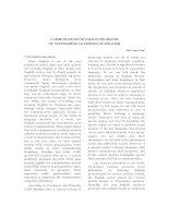 MỘT SỐ KHÓ KHĂN PHỔ BIẾN VỀ NGỮ ÂM CỦA NGƯỜI VIỆT HỌC TIẾNG ANH - COMMON PRONUNCIATION PROBLEMS OF VIETNAMESE LEARNERS OF ENGLISH - COMMON PRONUNCIATION PROBLEMS OF VIETNAMESE LEARNERS OF ENGLISH