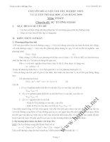Sự tương giao của hàm số - phần 2 - ViettelStudy.PDF