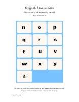 alphabet flashcards 2 eg2