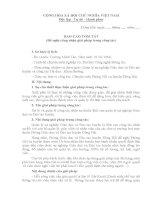 SKKN XỬ LÝ VÀ QUẢN LÝ VIÊN CHỨC SỰ NGHIỆP GIÁO DỤC VÀ ĐÀO TẠO TẠI PHÒNG NỘI VỤ HUYỆN ĐÔNG HẢI