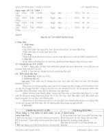 GIÁO án hóa học 12 BAN cơ bản, 2014