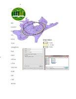 Ứng dụng GIS hỗ trợ phân tích kinh doanh cho hệ thống cửa hàng bán lẻ sản phẩm vinamilk áp dụng trong phạm vi quận thủ đức