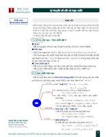 Lý thuyết về sắt và hợp chất - topper lớp 12